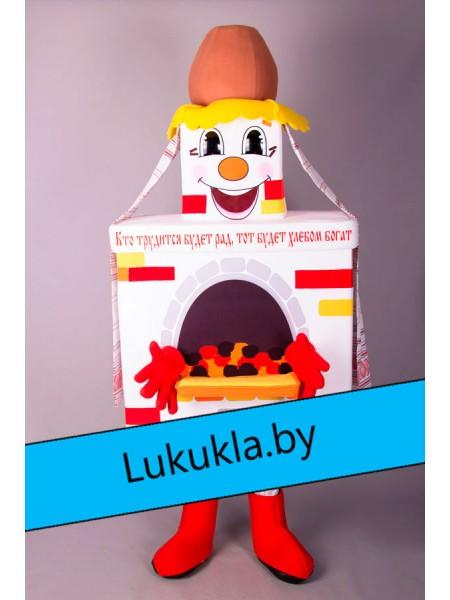 """Ростовая кукла  """"Печка из сказки"""""""